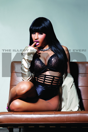 Pick up the Mar/Apr 2011 issue with Nicki to read the rest.